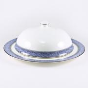 Блюдо круглое с крышкой 27см «Династия»