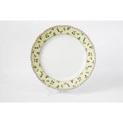 Блюдо круглое 30 см «Бернадот Роза»