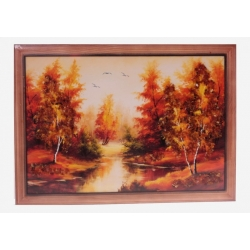 Картина «Тихая заводь»