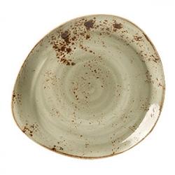 Тарелка мелкая «Крафт» 30.5см фарфор