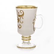 Набор для чая на 6 перс. «Декор 6010 - Цветы»