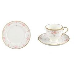 Набор 18пр. кофейный «Розанна розовая»
