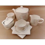 Сервиз чайный 17 пр. на 6 персон «Файналей»