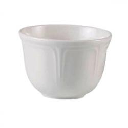Сахарница «Торино вайт», фарфор, 227мл, белый