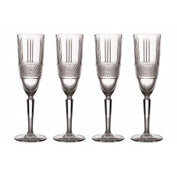 Набор: 4 бокала для шампанского Verona в подарочной упаковке
