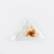 Подставка для салфеток 13х8х6см « Бежевая лилия»