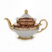 Чайник «Лист красный»