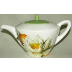 Чайник «Апельсины и кувшинки» 1,0 л