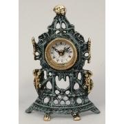 Часы мал. цвет - синий 21х15см