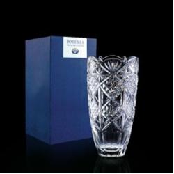 Ваза «SIRIUS» 20 см; синяя упаковка; кристалайт