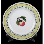 Набор тарелок 19см. 6шт «Роза 30200»
