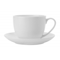 Чашка с блюдцем Кашемир без индивидуальной упаковки