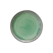 Тарелка закусочная Origin (салатовая) без инд.упаковки