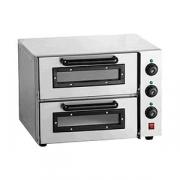 Печь для пиццы FOR-1+P,3kW,58.5*55*43см