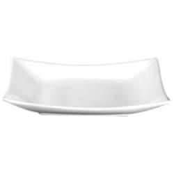 Тарелка квадр.12.5*12.5см белая «Kyoto»