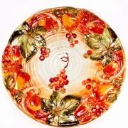 Блюдо круглое 40 см. «Сиена»