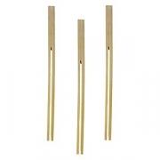 Шпажки для канапе (пинцет) [250шт], бамбук, L=18см