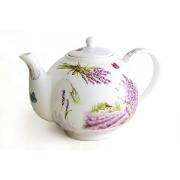 Чайник с ситечком «Букет лаванды»