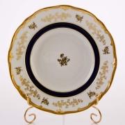 Набор тарелок 22 см. 6 шт. «Анна Амалия» глубокие