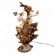 Лампа настольная «Чевик» виноград