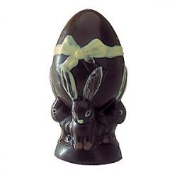 Форма для шок. «Пасх. яйцо» 15.5*8.2см(2шт. )