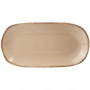 Блюдо овал «Террамеса вит» 25.5см