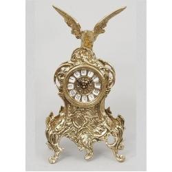 Часы с орлом 34х18см.