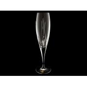 Бокал для шампанского Fiona хрусталь (набор 6 шт.)