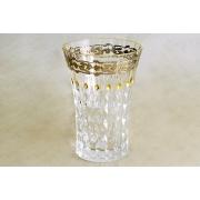 Набор из 6 хрустальных стаканов для воды «Старая Флоренция» 250 мл