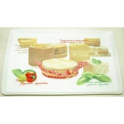 Блюдо прямоугольное «Сыр» 30х19 см