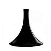 Декантер «Вулканос», хр.стекло, D=23.8,H=24см, черный