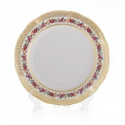 Набор тарелок 25 см. 6 шт. «Ангелика 816»