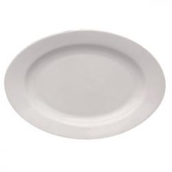 Блюдо овал «Кашуб-хел» L=28см фарфор