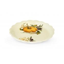 Тарелка закусочная Тыква