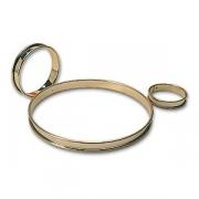 Набор кондит. колец  D=80,H=160,L=85,B=85мм; металлич.