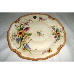 Блюдо круглое «Весна» 37 см