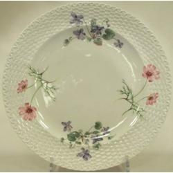 Набор из 2-х обеденных тарелок «Лесной букет» 25 см