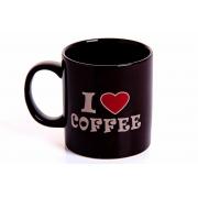 Кружка 330 мл. «Вехтерсбах - I love coffee»