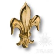 Крючок для одежды «Лилия» 8,5х6 см.