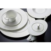 Набор 6 чайных пар 220мл «Вуаль»