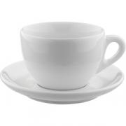 Пара кофейная «Верона» H=6.5см; белый