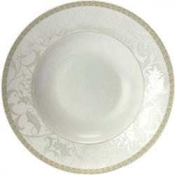 Тарелка для пасты «Антуанетт» d=27см фарфор