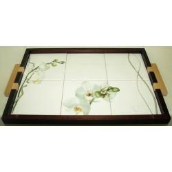 Поднос 30х45см «Орхидея»