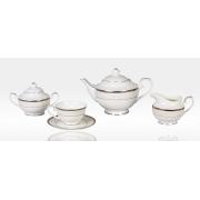 Сервиз чайный «Фреска» 17 предметов на 6 персон