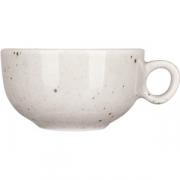Чашка кофейная «Лайфстиль» фарфор; 150мл; песочн.