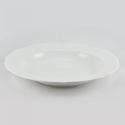 Набор 6 тарелок суповых 22,7см «White»