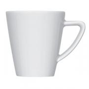 Чашка кофейная «Опшенс», фарфор, 90мл, белый
