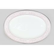 Блюдо овальное 31см «Розовая Симфония»