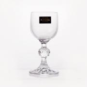 Набор бокалов 50 мл «Клаудия- не декор»