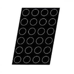 Форма конд. «Цилиндр» d=4см, h=2 48шт